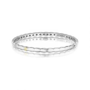 Tacori SB159Y Silver City Lights Petite Bangle