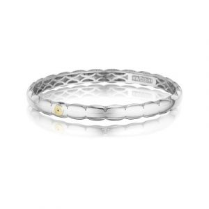 Tacori SB163Y Silver City Lights Classic Bangle
