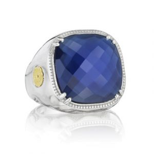 Tacori SR14635 City Lights Cushion Gem Ring
