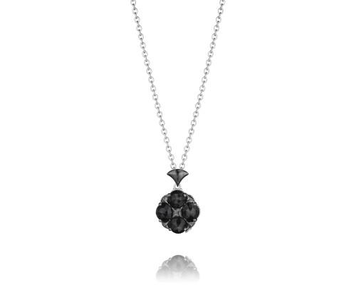 Tacori SN16019 City Lights Gem Cluster Pendant Necklace