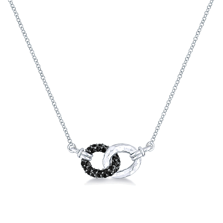 gabriel co souviens collection sterling silver black
