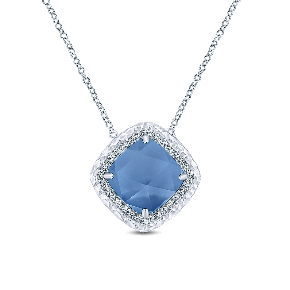 Gabriel & Co. Jewelry Souviens Collection Sterling Silver ...