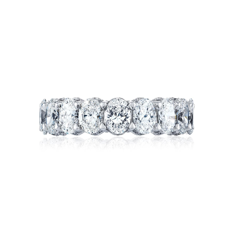 Diamond Wedding Bands.Tacori Engagement Rings Royalt Oval Diamond Wedding Band