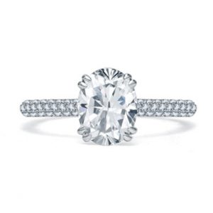 a jaffe engagement rings