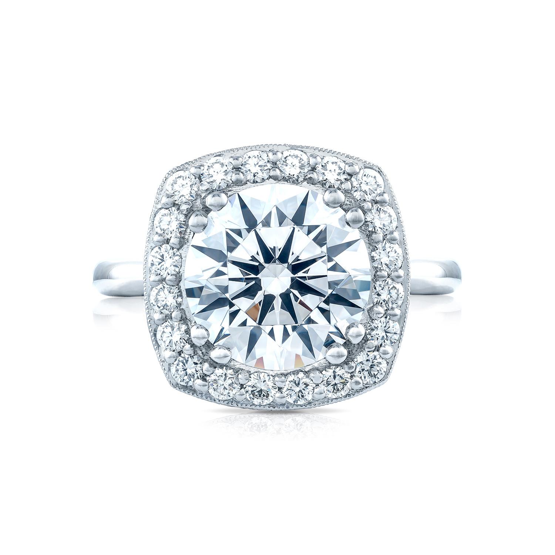 tacori royalt ht2651cu10 bloom engagement ring