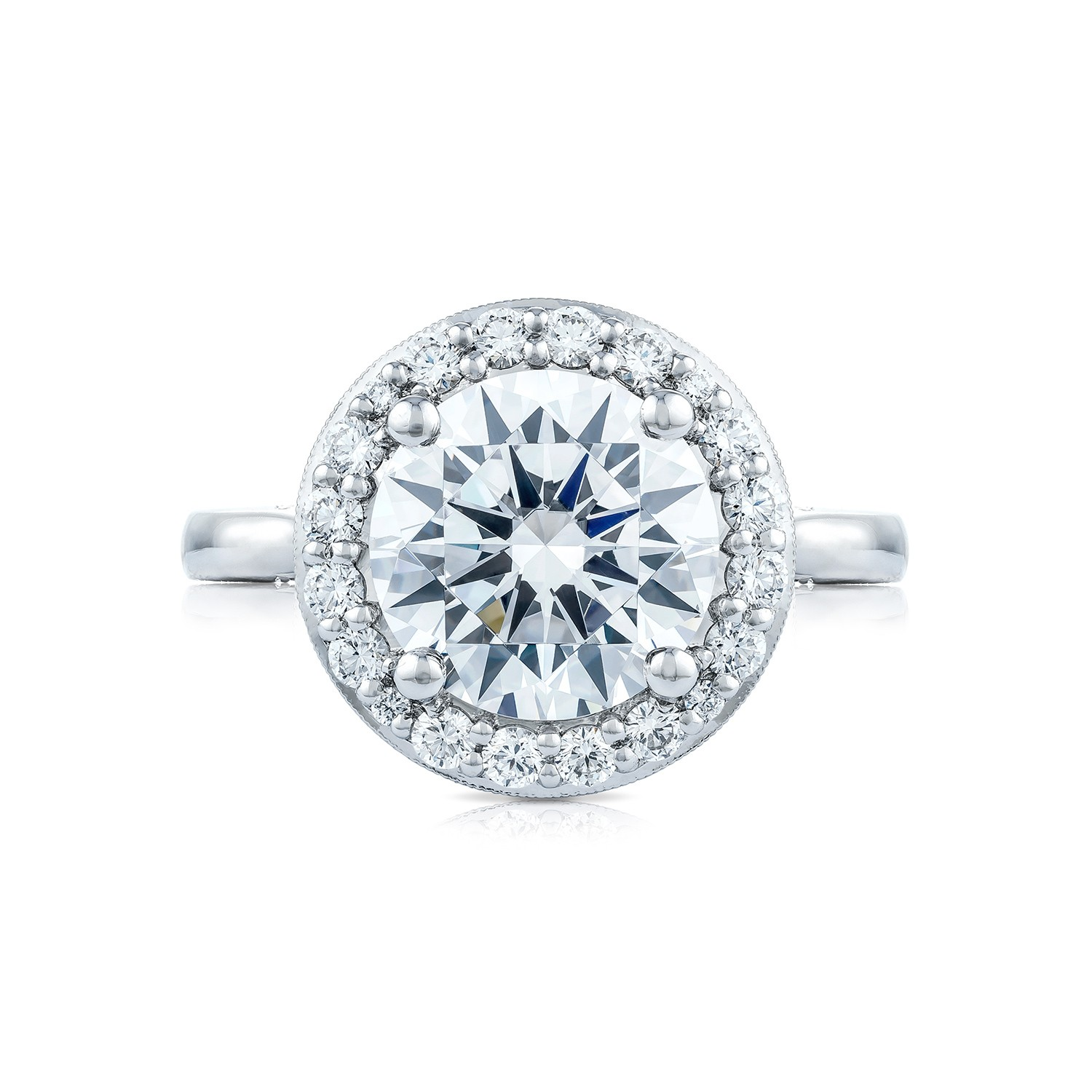 tacori royalt collection ht2651rd95 bloom