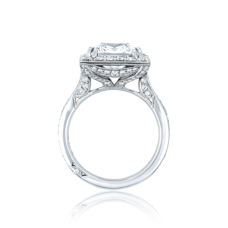 tacori royalt ht2652pr9 princess cut engagement ring