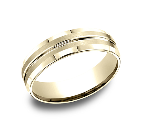 Benchmark wedding bands