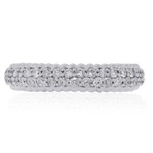 Flexible Diamond Wedding Band Diamonds By Raymond Lee