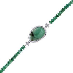 Meira T Gemstone Bracelet