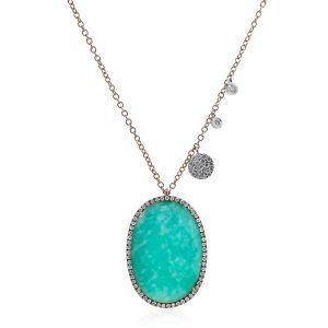 Meira T Gemstone Necklace