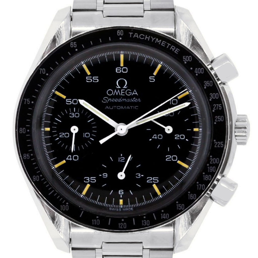 The Omega Watch: The Face of Style