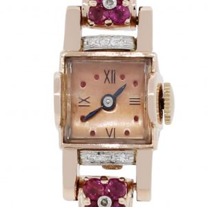 rose gold watch boca raton