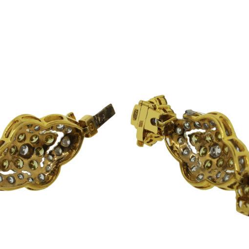 14ctw Diamond Bracelet