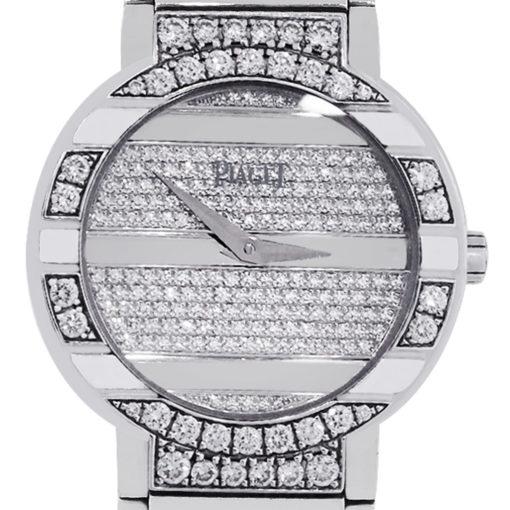 Piaget Polo diamond ladies watch
