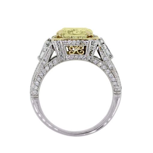 Gregg Ruth engagement ring