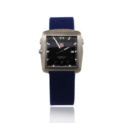Tag Heuer WAE1111 Golf Men's Titanium Rubber Strap Watch