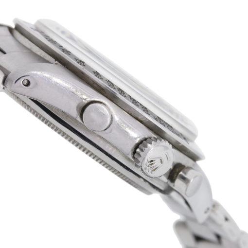 stainless steel rolex watch