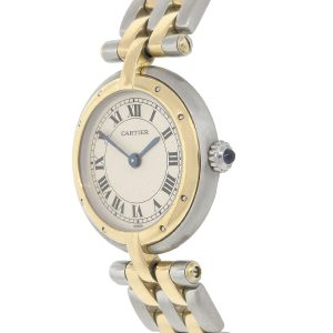 Cartier 17736 Cougar Vendome Two Tone Ladies Watch