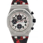 "Audemars Piguet 26170ST ""Panda"" Royal Oak Offshore Chronograph Stainless Steel Watch"