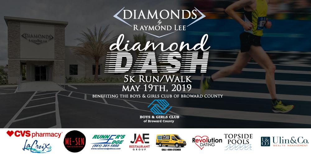 Diamond Dash 5K Run or Walk