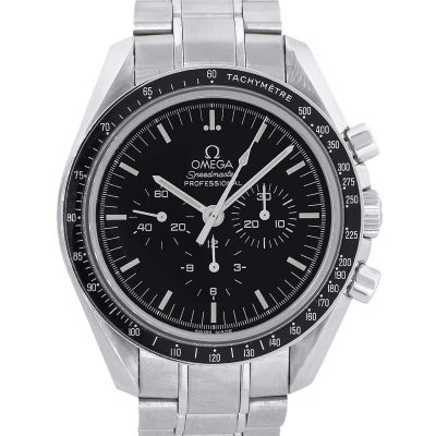 Omega 3573 Speedmaster Professional Black Dial Moonwatch