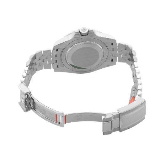 """Rolex 126710 Master GMT II """"Batman"""" Stainless Steel Watch"""
