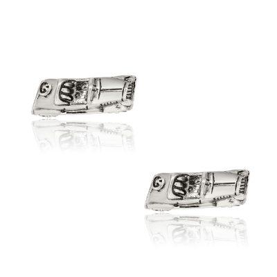 Tiffany & Co. Sterling Silver Rolls Royce Cufflinks