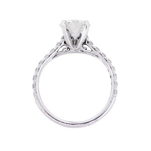 flawless diamond engagement ring boca raton