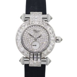 Chopard Imperiale 18k White Gold Diamond Ladies Watch