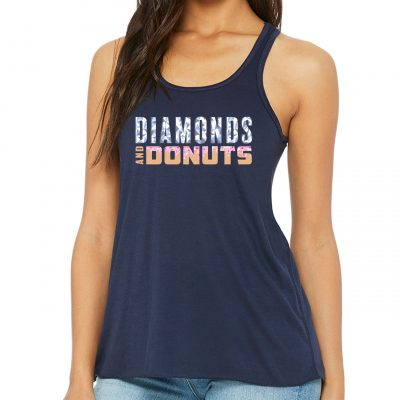 Diamonds and Donuts Tank Top