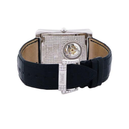 diamond piaget automatic watch