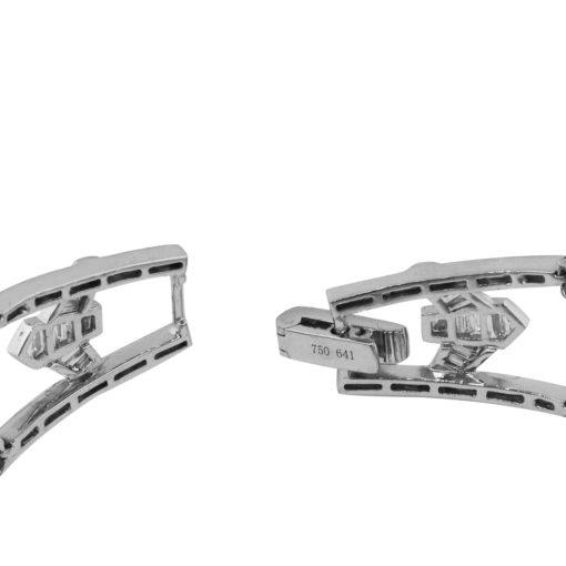 Diamond freeform Bracelet