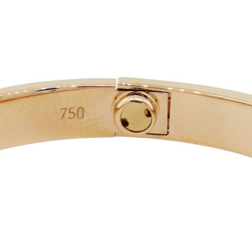 rose gold cartier bracelet