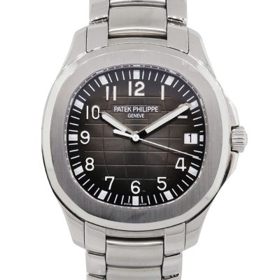 Patek Philippe 5167A Aquanaut Stainless Steel Wrist Watch