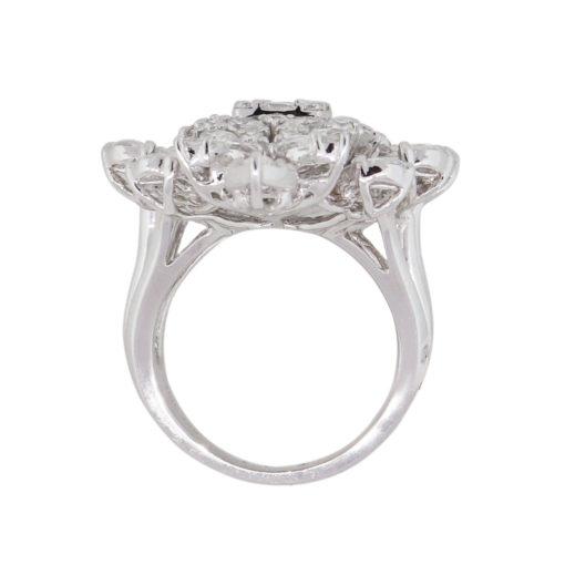diamond flower ring boca raton