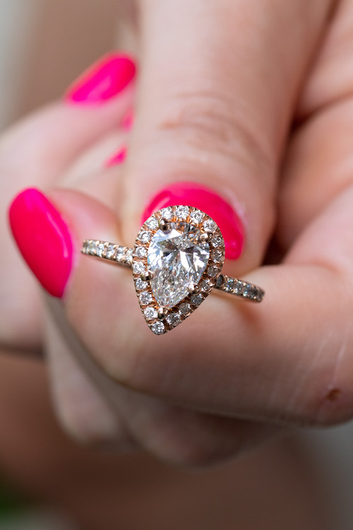 are used engagement rings good?