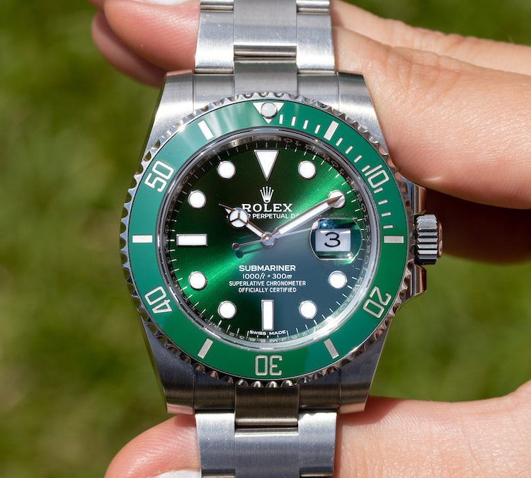 What Happened to the Rolex Hulk?