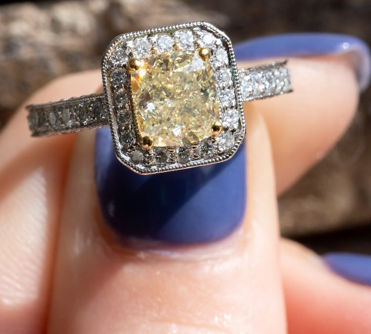 Everything You Need to Know About Fancy Yellow Diamond Rings