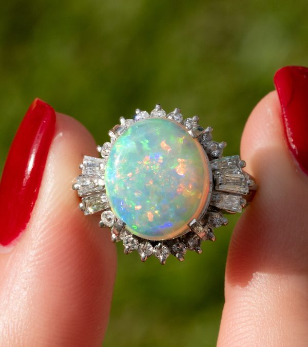 What You Need To Know About Precious Opal Rings