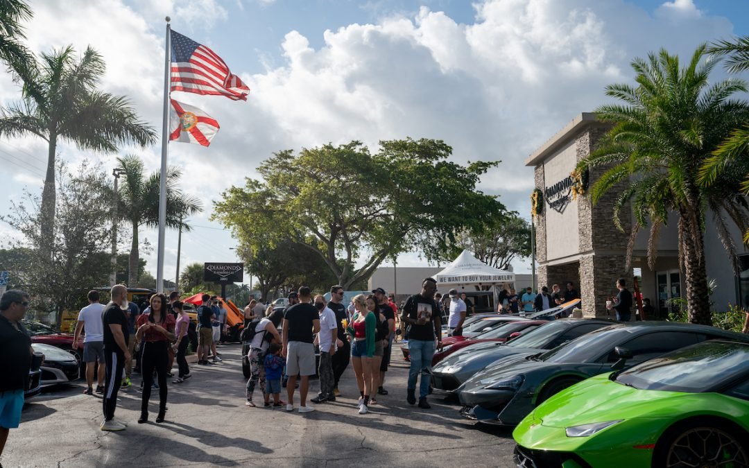 Recap: Huge Turnout for the 2020 Diamonds and Donuts TOY DRIVE Car Show!