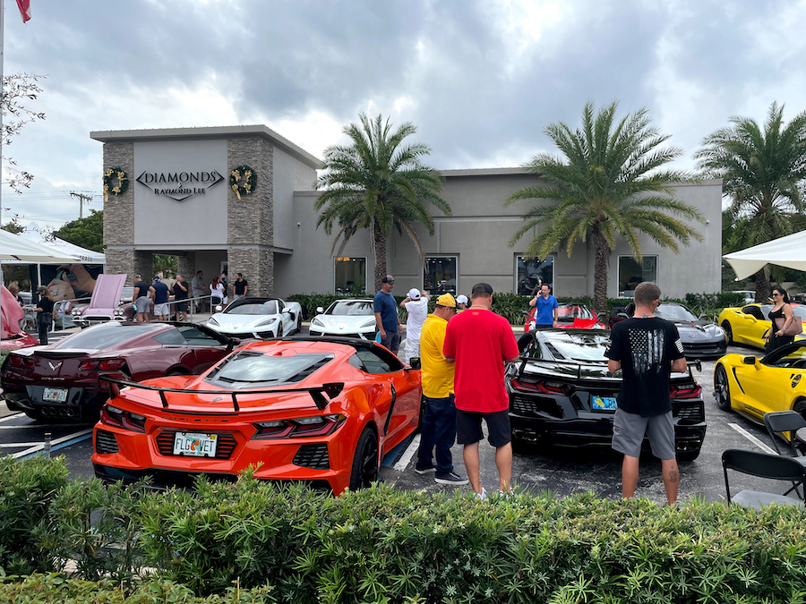 Recap of the Corvette Only Diamonds and Donuts Car Show