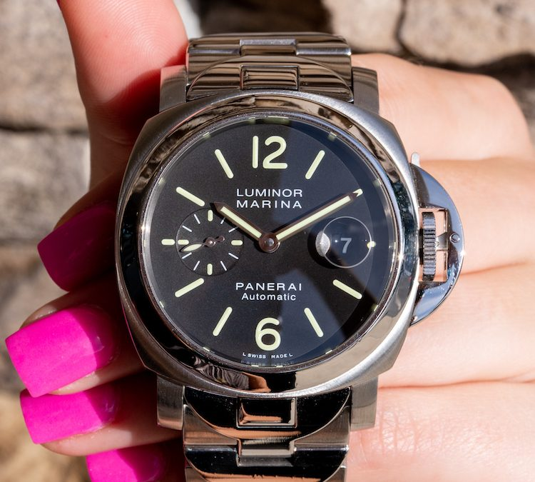 Historical Review of the Panerai Luminor Marina PAM 104