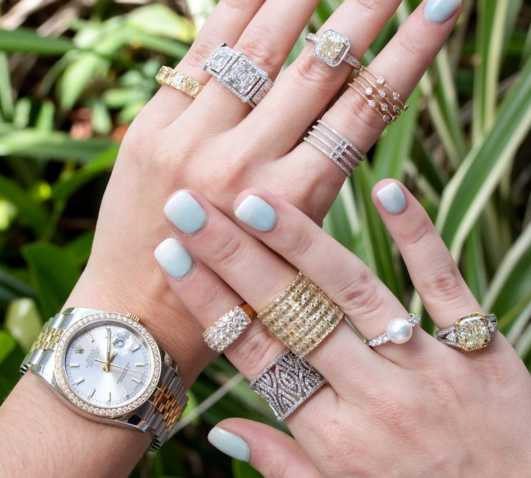 6 Types of Rings Every Classy Fashionable Woman Should Own