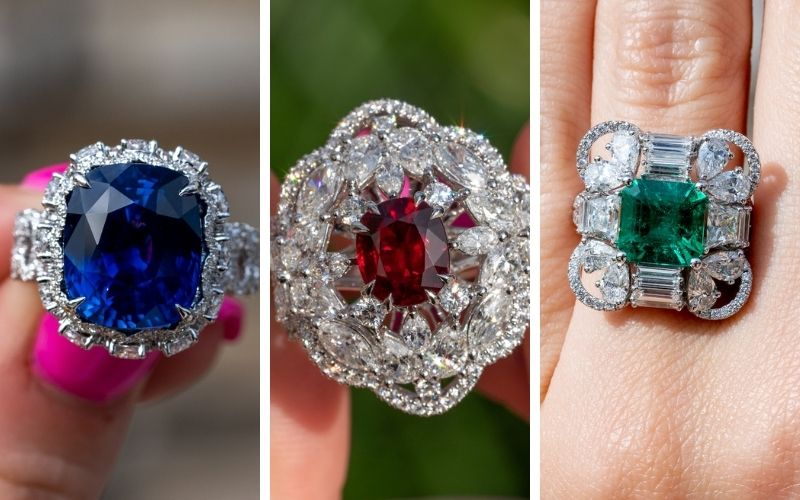 Sapphire vs Ruby vs Emerald: Which Precious Gemstone is the Best?