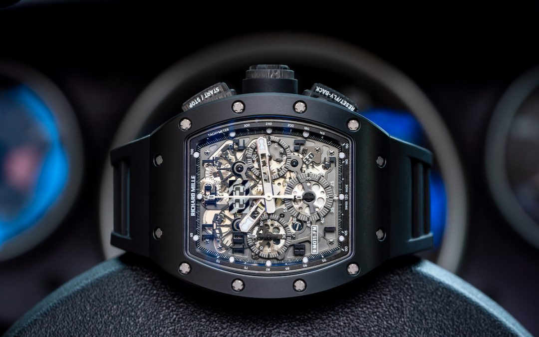 5 Reasons Why Richard Mille Watches Are So Expensive