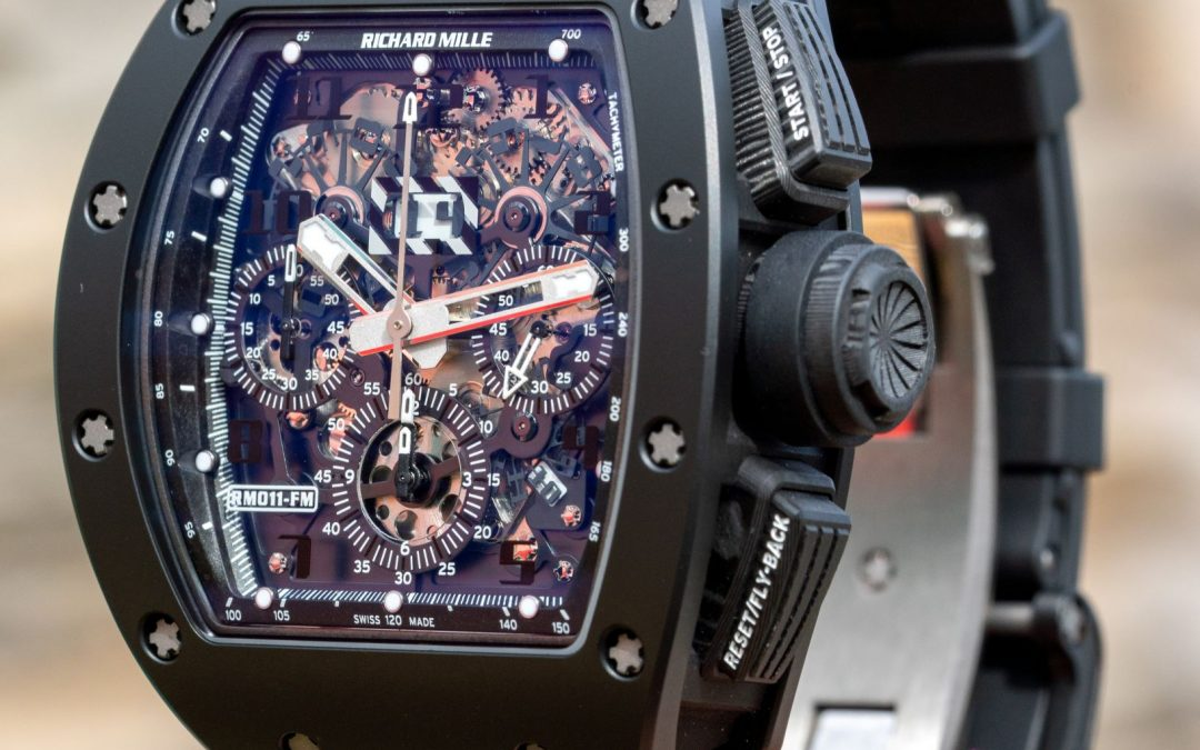 TOUGHEST WATCHES: RICHARD MILLE VS PATEK PHILIPPE