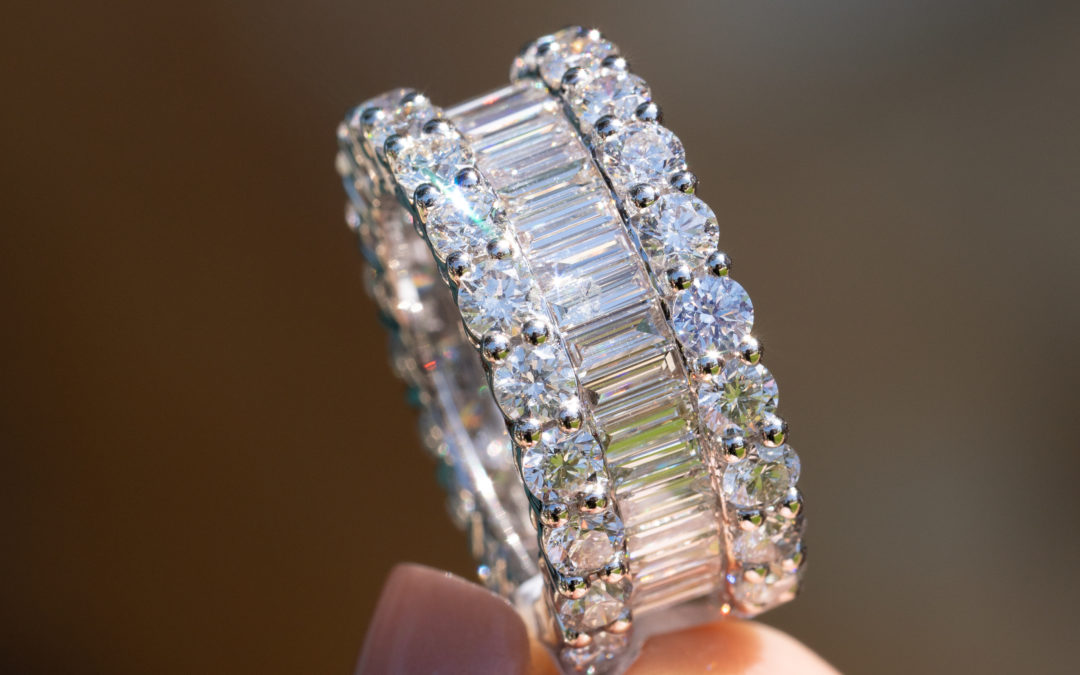 The Eternity Band: Timeless and Elegant