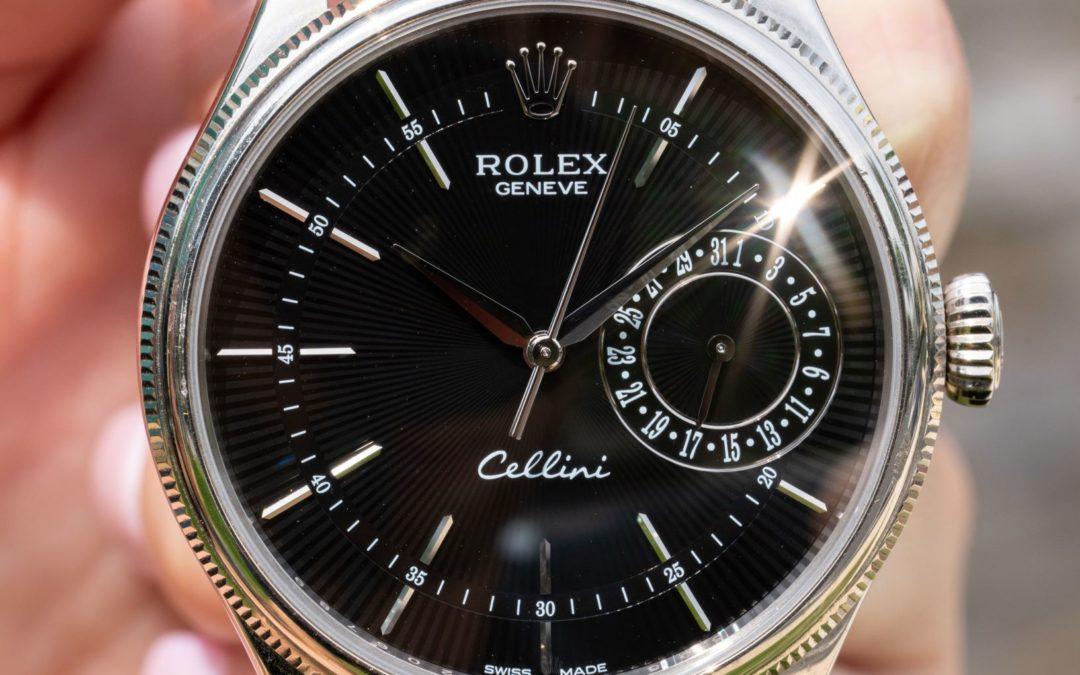 ROLEX GENEVE CELLINI: THE ULTIMATE DRESS WATCH