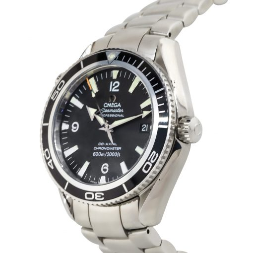 IN-DEPTH REVIEW OF THE OMEGA SEAMASTER DIVER SS CO-AXIAL CHRONOGRAPH MEN'S WATCH